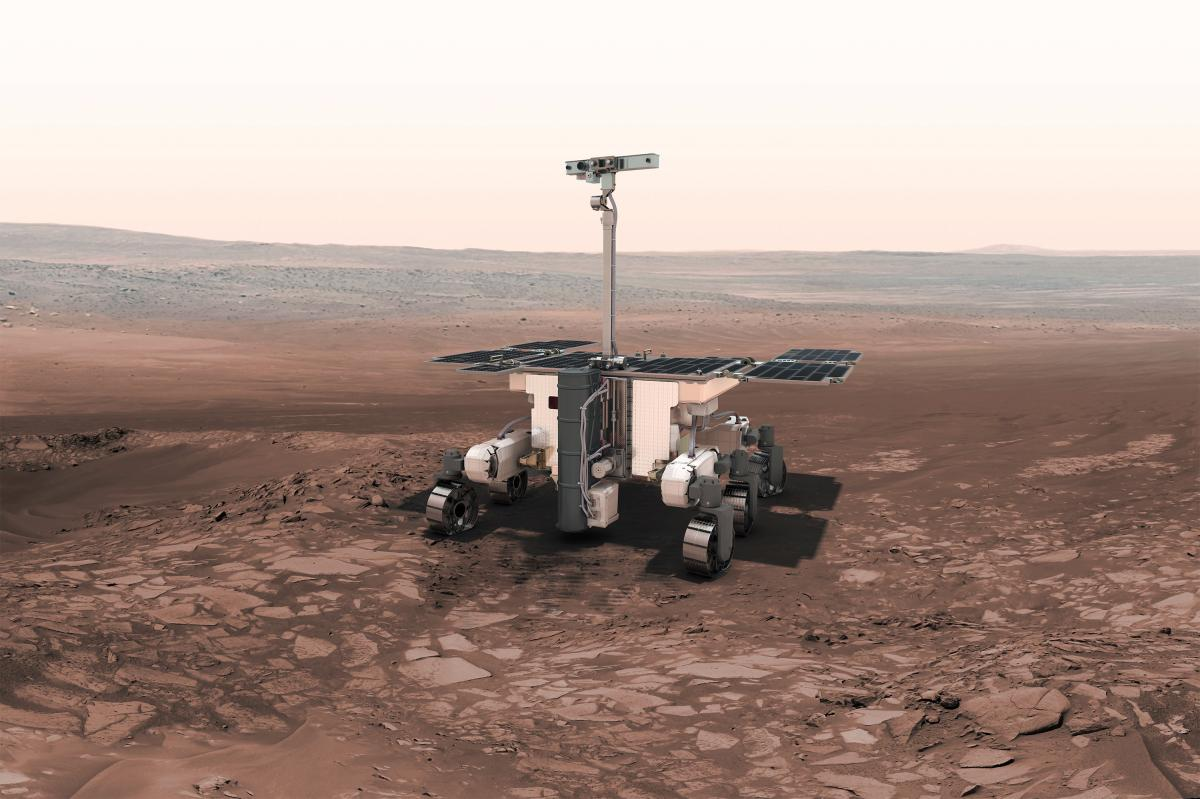 ExoMars 2020: European Space Agency Gets Additional $460 Million For Mars Rover Mission