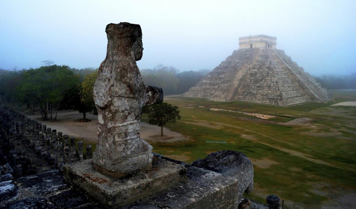 Ancient Gods: Archeologists Discover Wind God Temple In Mexico