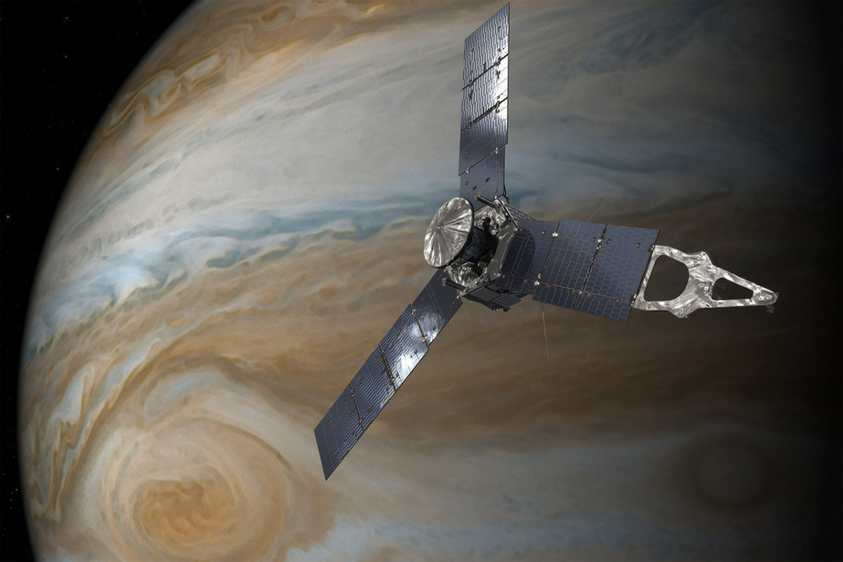 NASA's Juno Preps For Fourth Jupiter Flyby, All 8 Science Instruments To Be Switched On