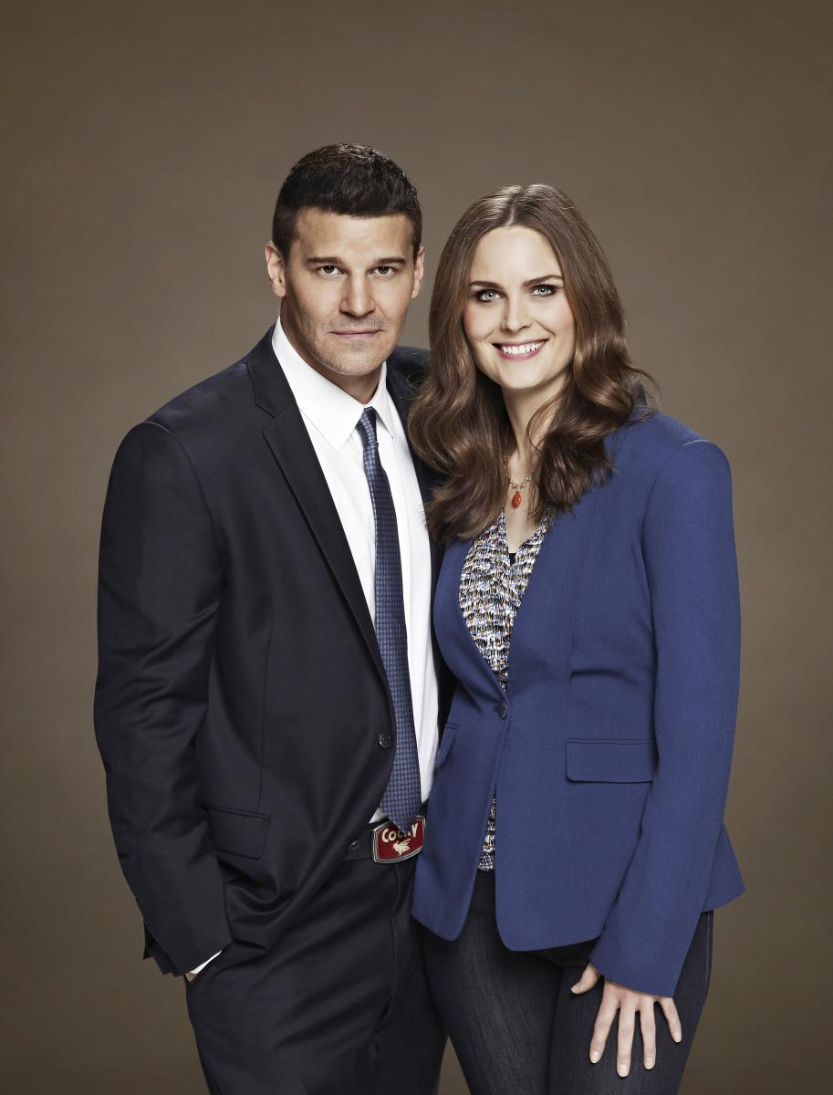 Bones when do booth and brennan start dating