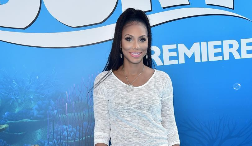 Tamar Braxton Says Son Logan Was The Reason Of Suicide Attempt