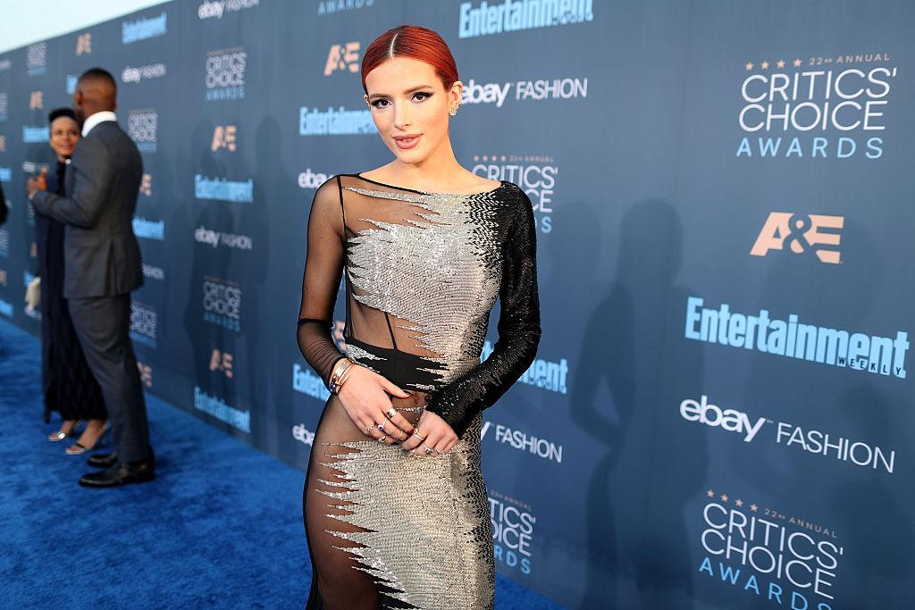Are Bella Thorne And Tyler Posey Still Together Actress Reminisces