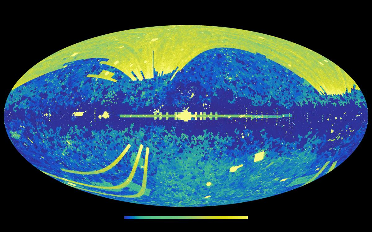 Astronomers Compile Galaxy Catalog Containing Distance Estimates For Over 77,000 Galaxies