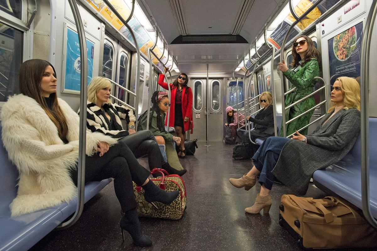 'Ocean's 8' First Official Photo Featuring Rihanna, Sandra Bullock, Anne Hathaway And More Released