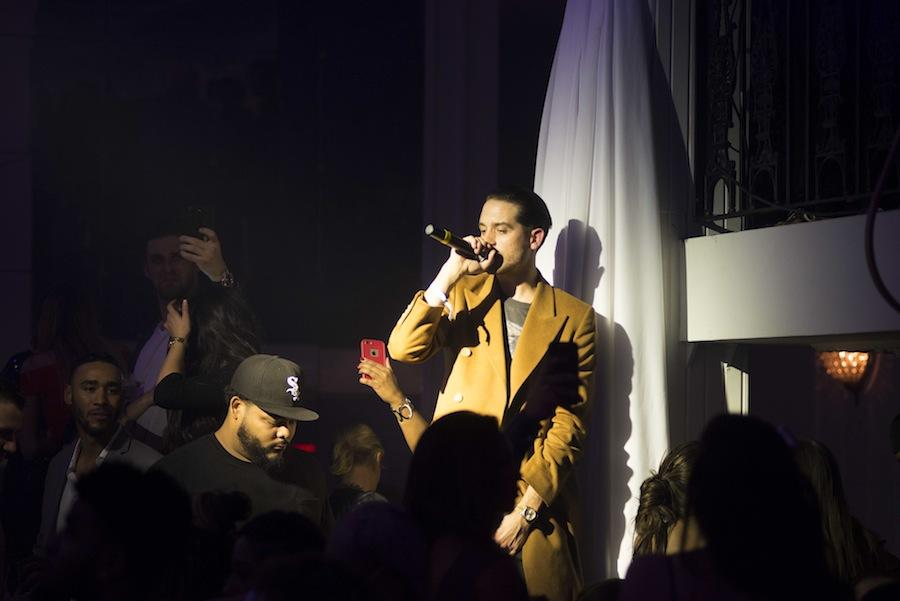 John Hamm, Chris Evans, Fergie, G- Eazy And More At Bootsy Bellows