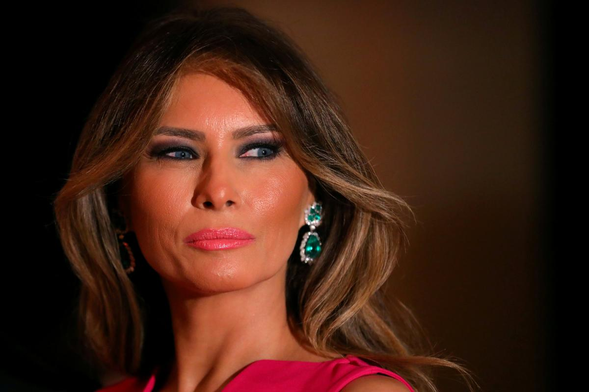 Melania Trump: FLOTUS Sparked Outrage Online, Accused Of Paying...