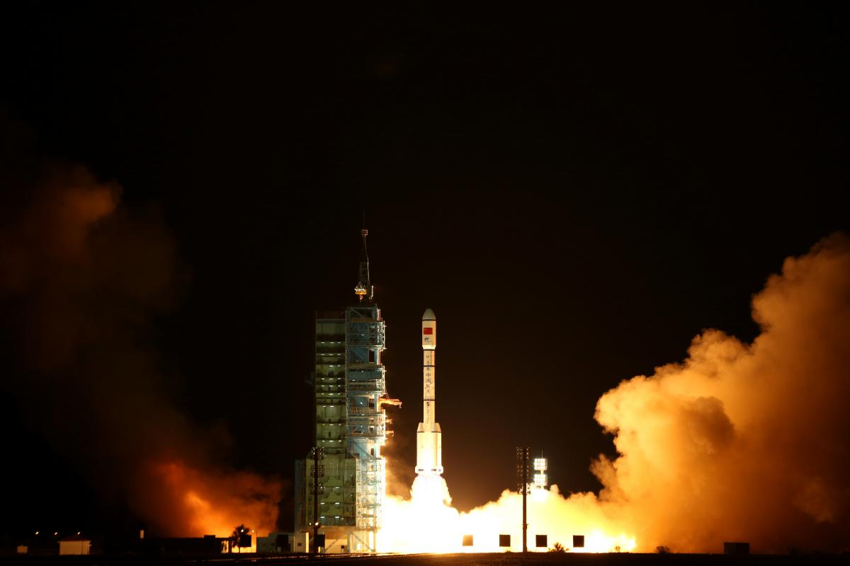 Chinese Space Program: China Brings Electric Propulsion To Satellites With Ion Thruster