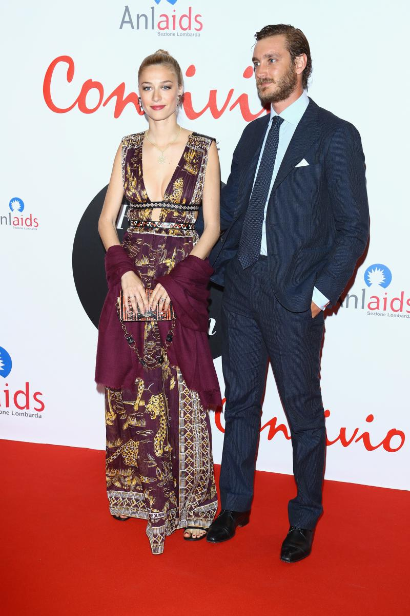 Pierre Casiraghi Beatrice Borromeo Welcome Baby Boy Where He Stands In Monaco S Line Of