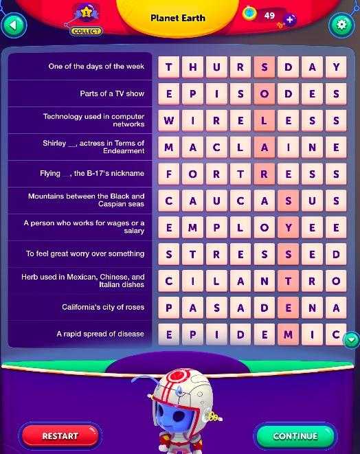 CodyCross' Answers: Cheats For Every Level Of New Crossword Puzzle