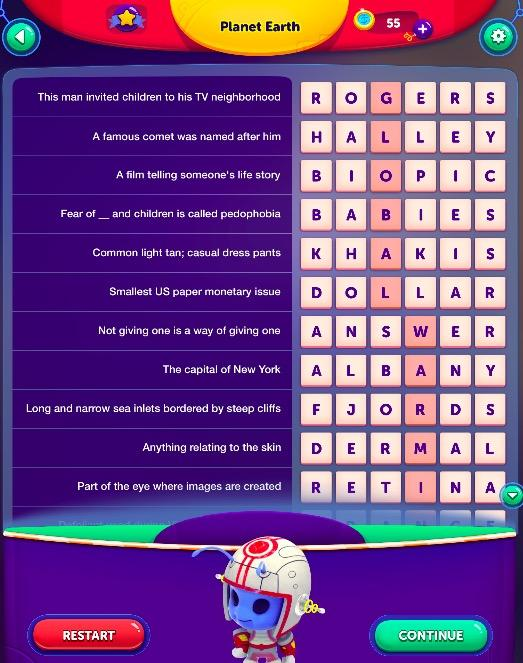 CodyCross' Answers: Cheats For Every Level Of New Crossword