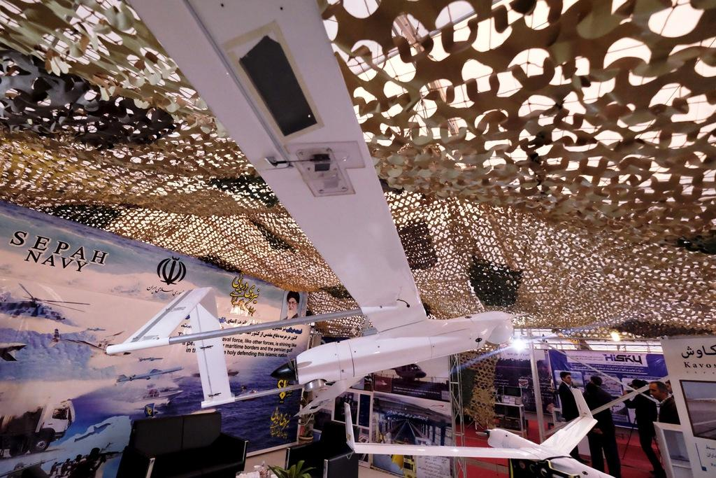 Iran To Counter Drone Threat With Jamming Device That Can Cut Electronic Ties