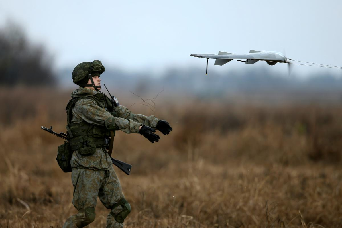Russia's War Robots: Attack, Spy Machines In Development By Arms Contractor