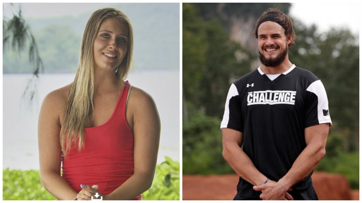 Zach and jenna the challenge dating websites