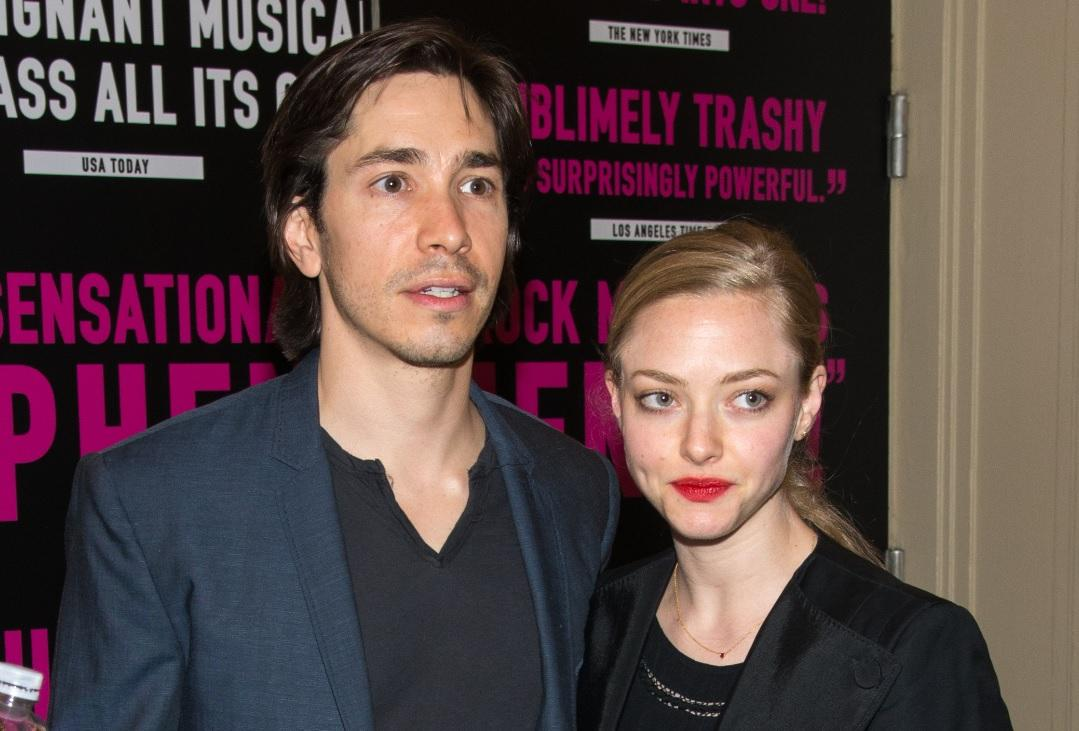 Amanda Seyfried And Justin Long Nude Pictures Confirmed By -9736