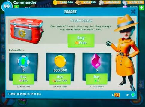 Boom Beach' Heroes Guide: How To Get Hero Tokens, Trader Tickets