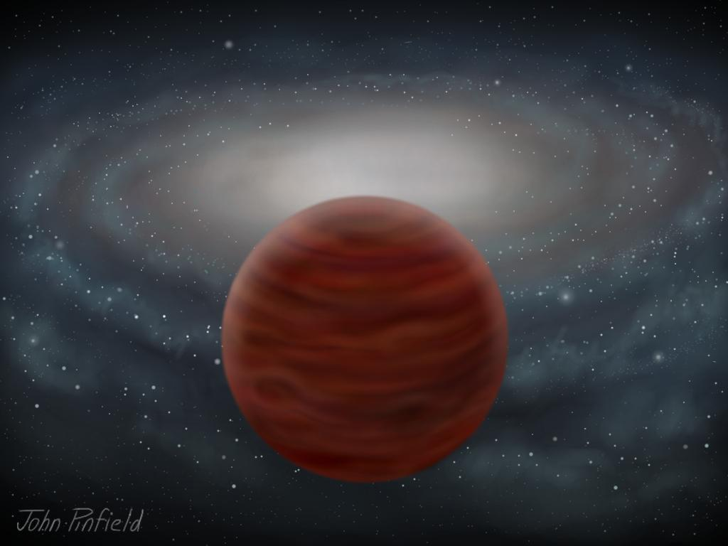 This Brown Dwarf Is The Biggest Star-Planet Hybrid Scientists Have Ever Found