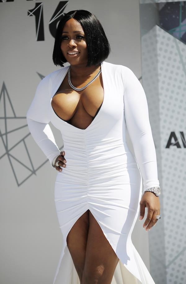 Remy Ma Wears A Controversial Shirt In New Photo Shoot