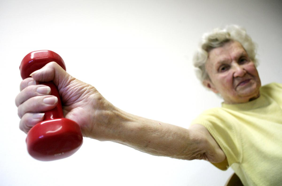 How To Look Younger: High Intensity Exercise Reverses Aging Process In Older People