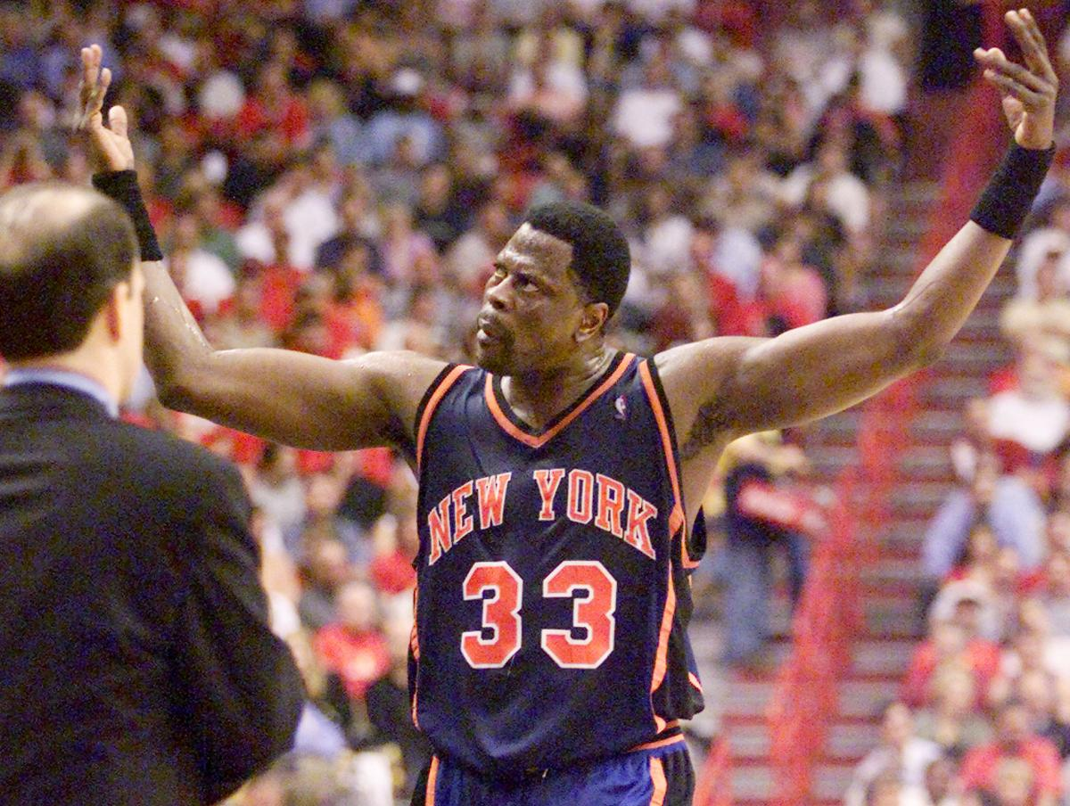 outlet store 3770d 4378c Patrick Ewing Georgetown Salary: How Much Will New Hoops ...