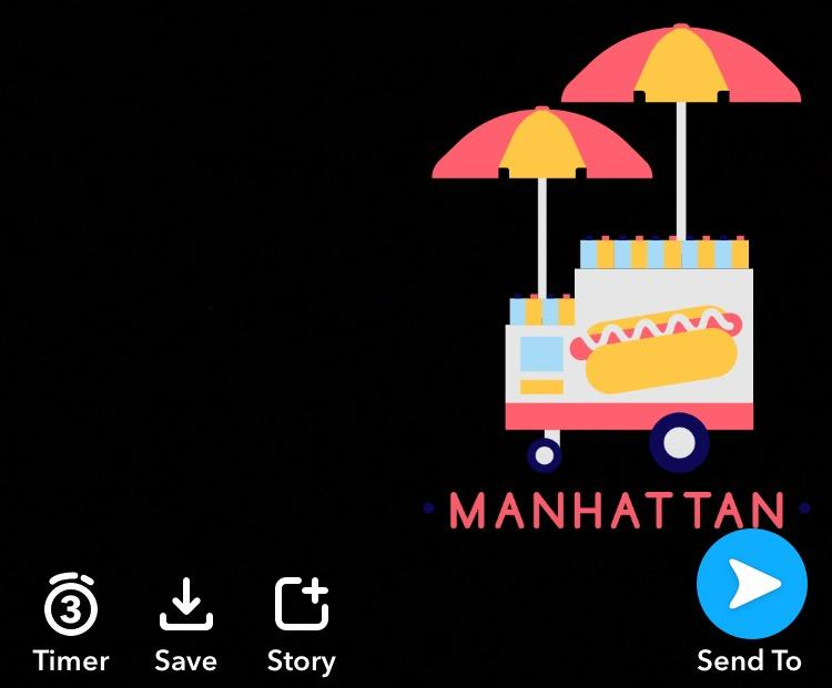How To Make Custom, On-Demand Snapchat Filters On The App