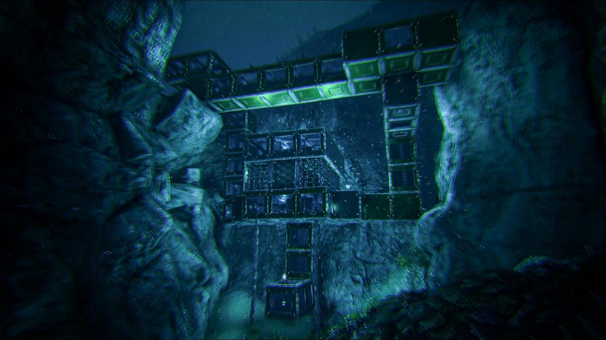 Ark: Survival Evolved' Guide: How To Build Underwater Bases In