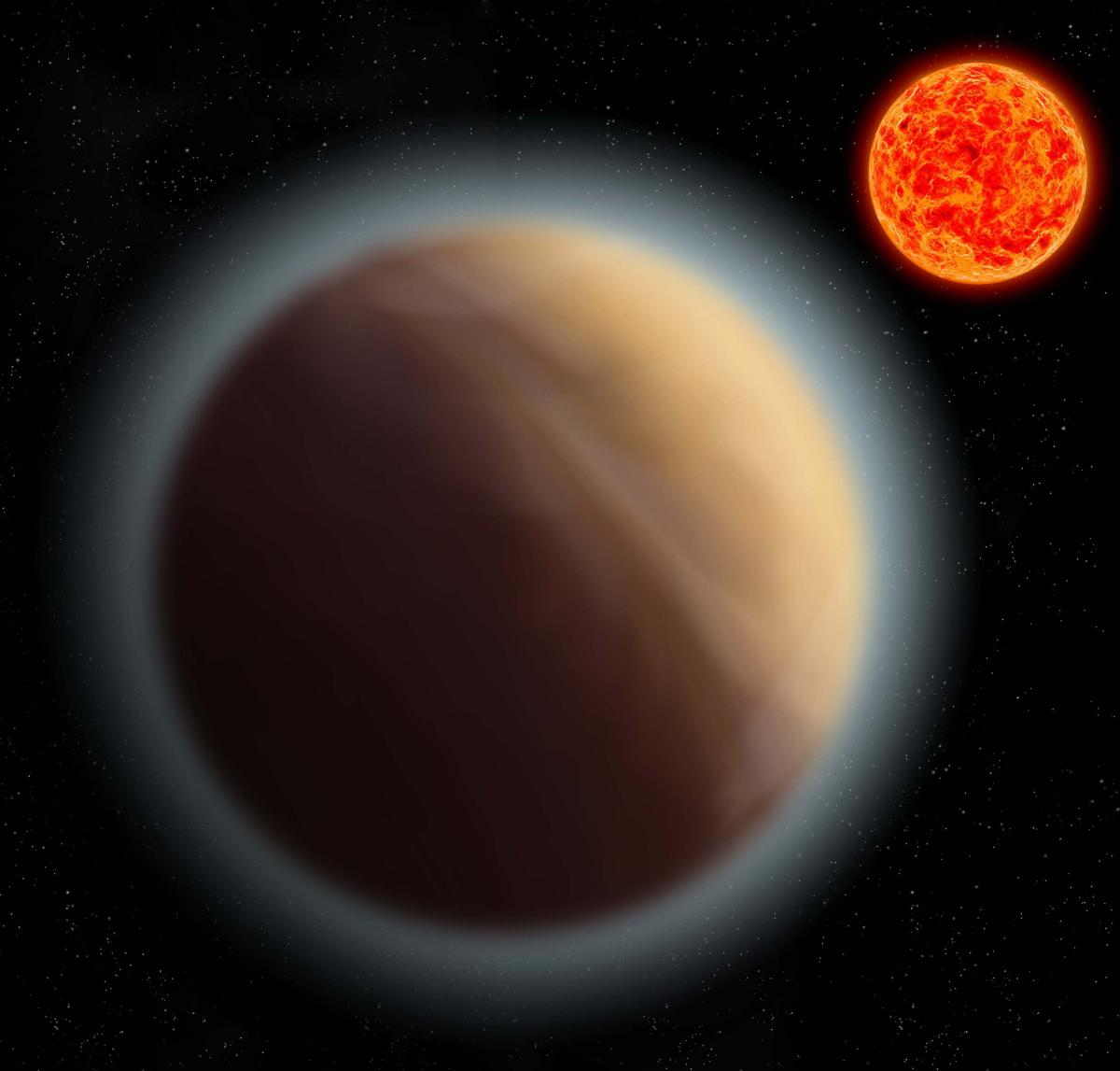 GJ 1132b: In A First, Astronomers Detect Atmosphere Around Nearby Low Mass 'Super-Earth'