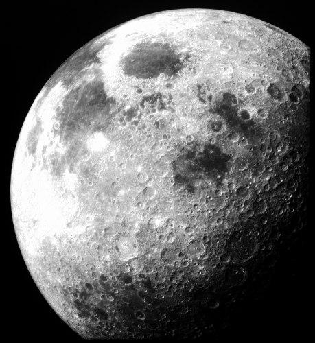 How Did Moon Have A Magnetic Field? With A Lunar Dynamo In Its Core, Maybe