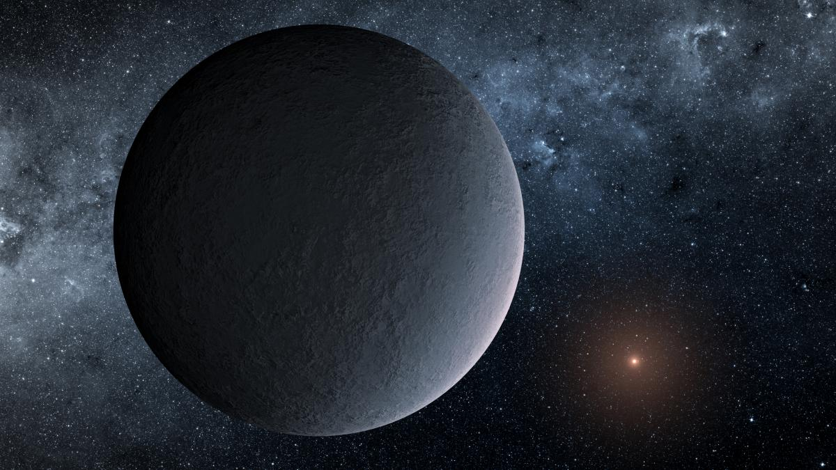 Astronomers Discover Earth's Cold Twin Orbiting A Faint Star 13,000 Light-Years Away