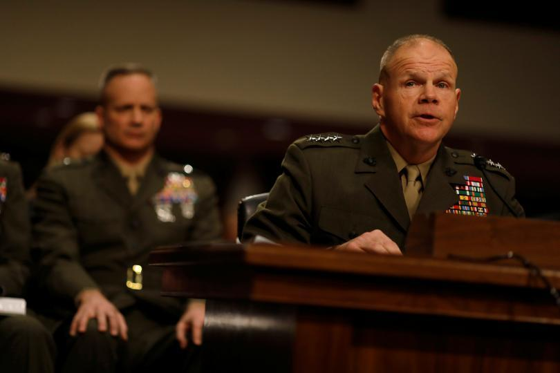 Watch CBS This Morning: Marine Corps nude photo scandal