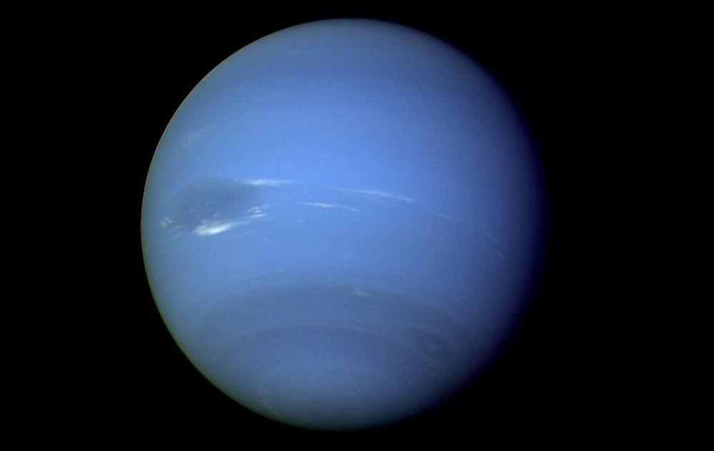 Neptune's Weather As Seen From Earth: NASA's Kepler Catches Planet, Moon Triton In Orbit