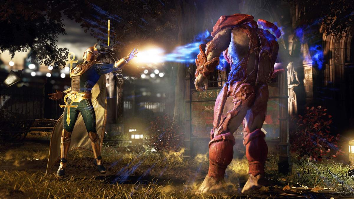 'Injustice 2' DLC Coming Soon, Says Ed Boon