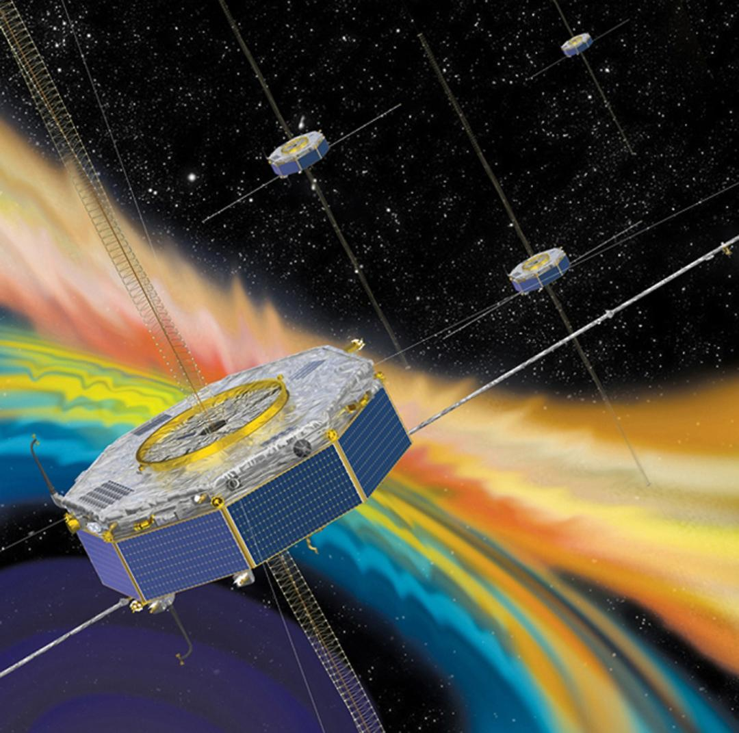 NASA Research Reveals That Space Electrons Do A Dance, Can Cause Cosmic Events Like Auroras