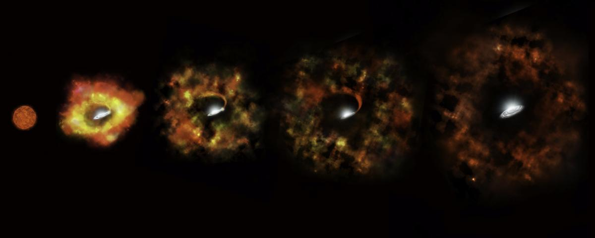 Scientists Watch Star Become Black Hole, But They Were Expecting Supernova