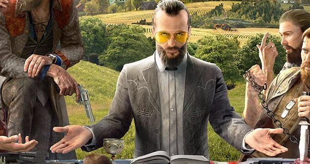 Far Cry 5 Main Characters Revealed In Trailers Joseph Seed Has