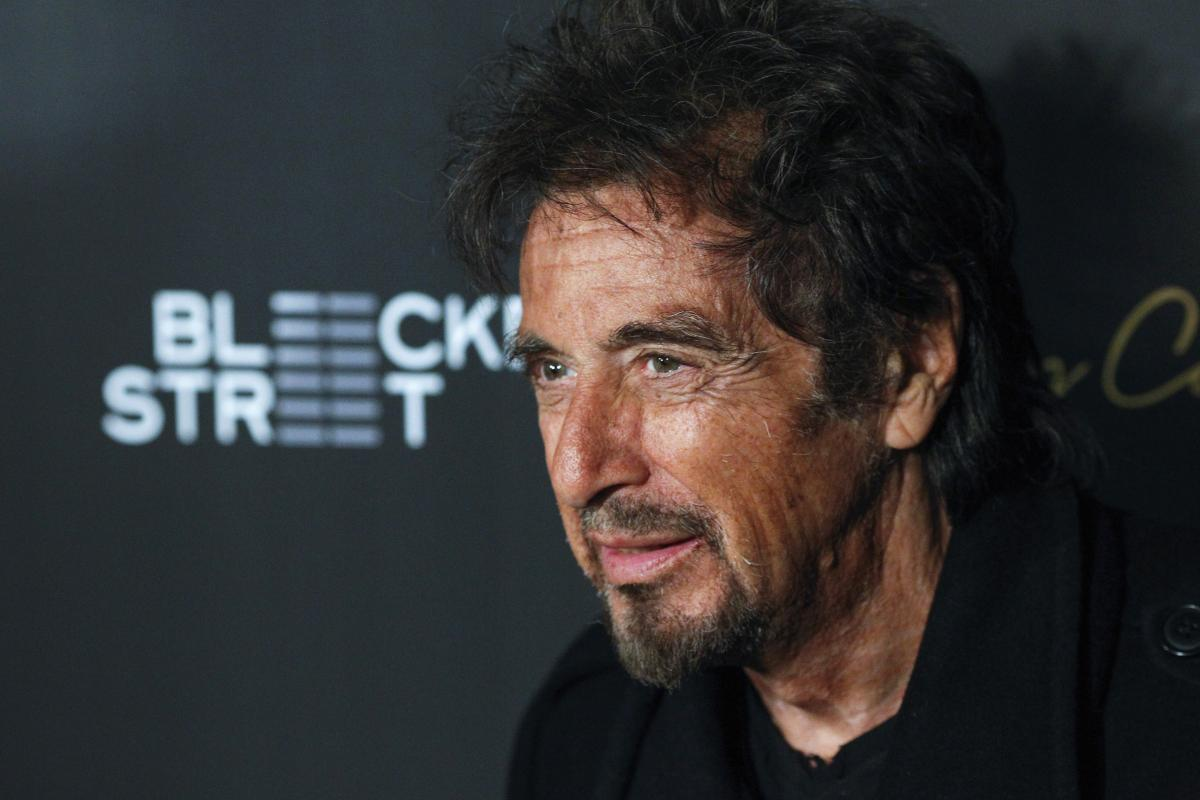 Al Pacino Would Love To Use De-Aging Technology For 'Heat' Prequel - International Business Times