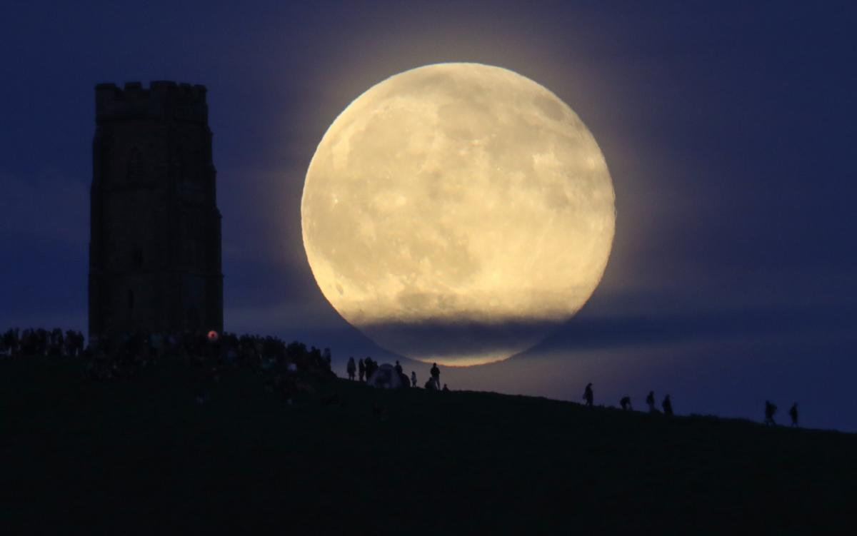 Full Moon June 2017: When And How To See The Strawberry Moon