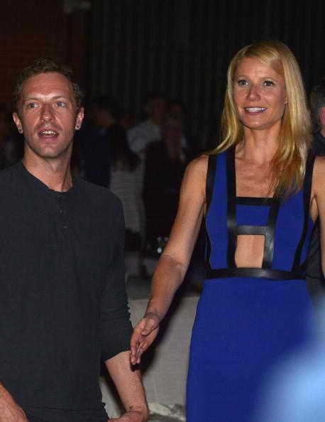 Gwyneth Paltrow Ex Chris Martin Reunite For Family Vacation With