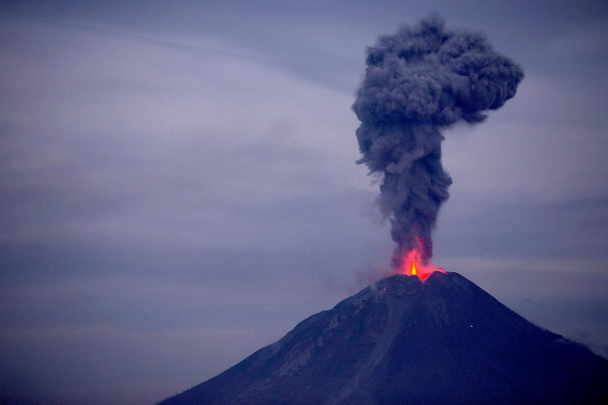Can Volcano Eruptions Be Predicted Volcanic Whispers Alert Cinder Cone Eruption Scientists