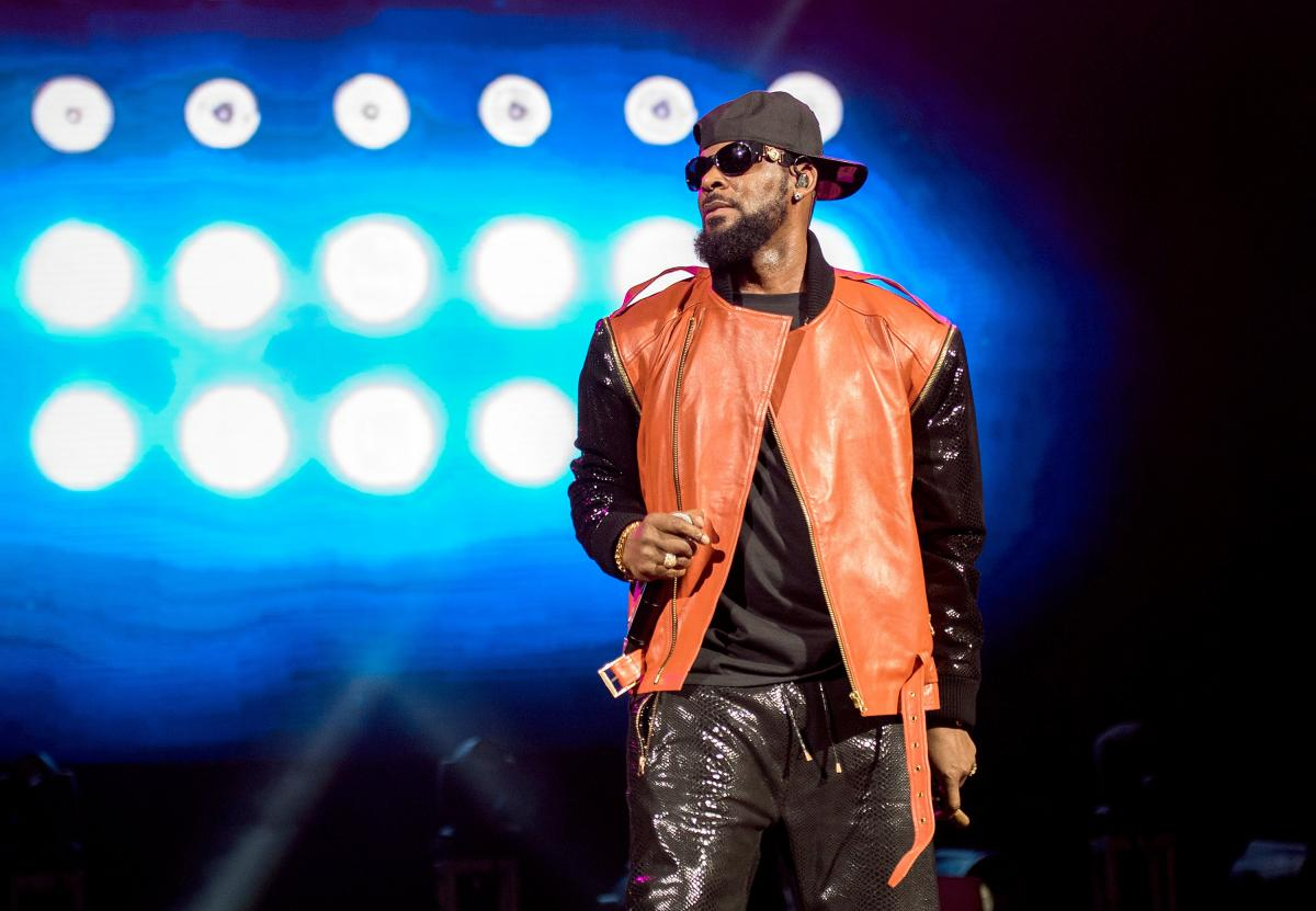 Azriel Clary To R. Kelly Haters: I'm Cool With It