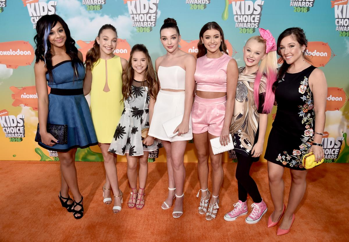 Dance Moms Stars Where Are They Now Where To Follow