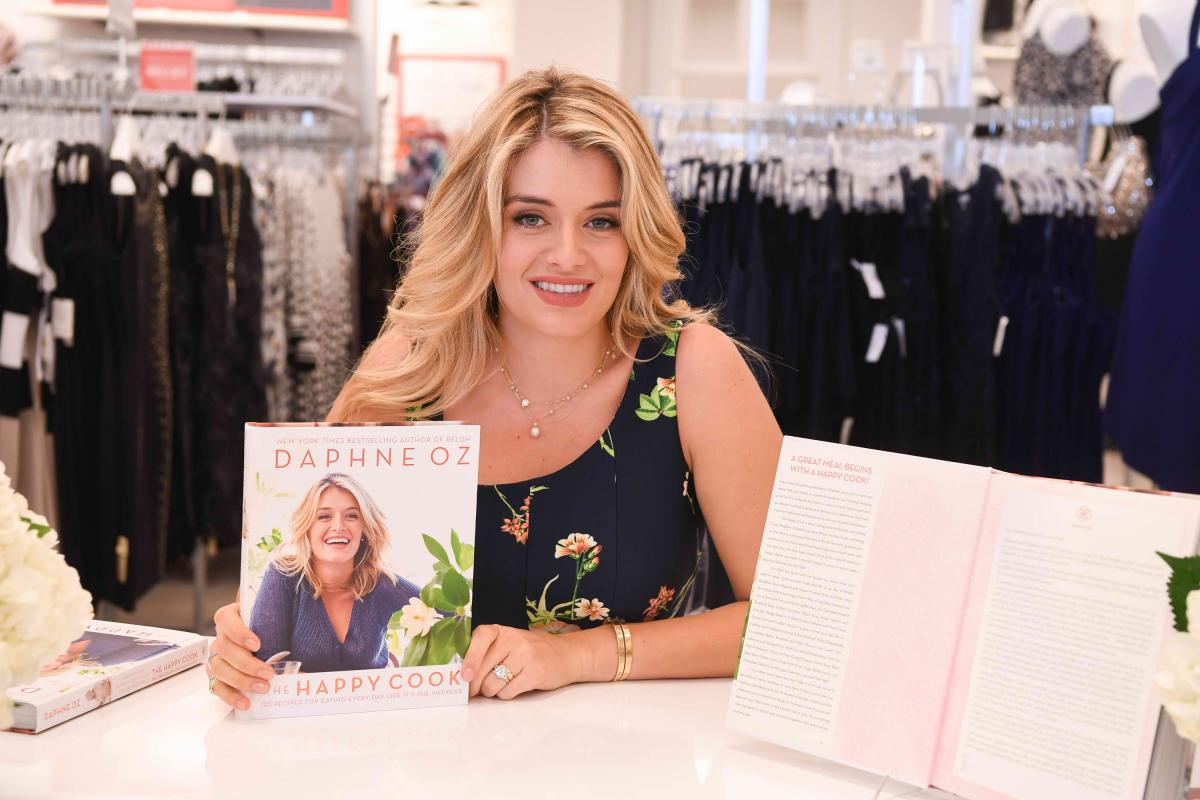Daphne Oz Exits The Chew After Season 6 Abc Not Replacing Her