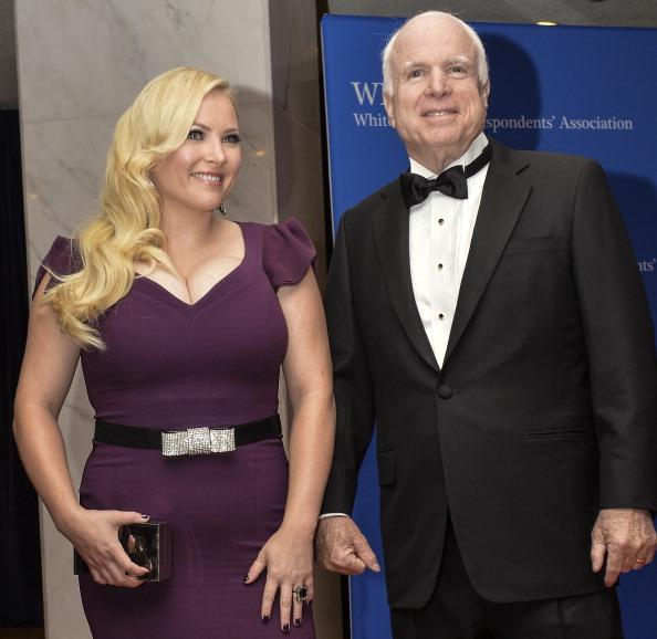 John McCain's Daughter Tweets In Anguish After Trump