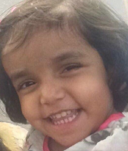 Sherin Mathews Update Child S Body Found Close To Missing