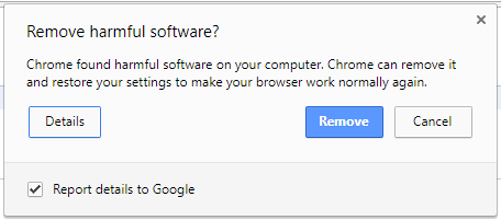 Google Adds Antivirus Feature For Chrome Web Browser On