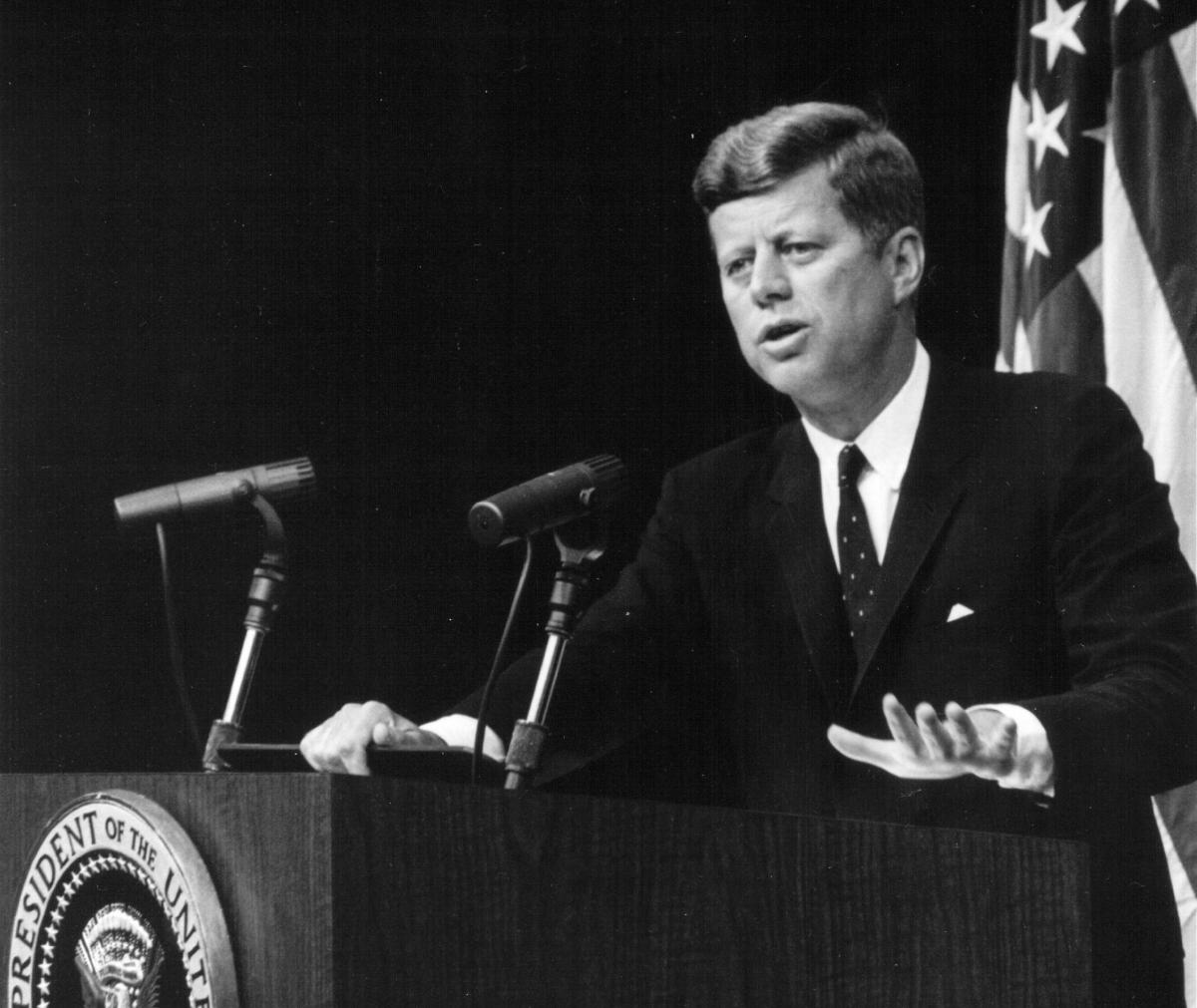 Donald Trump Slated To Release Sealed John F Kennedy Assassination Documents