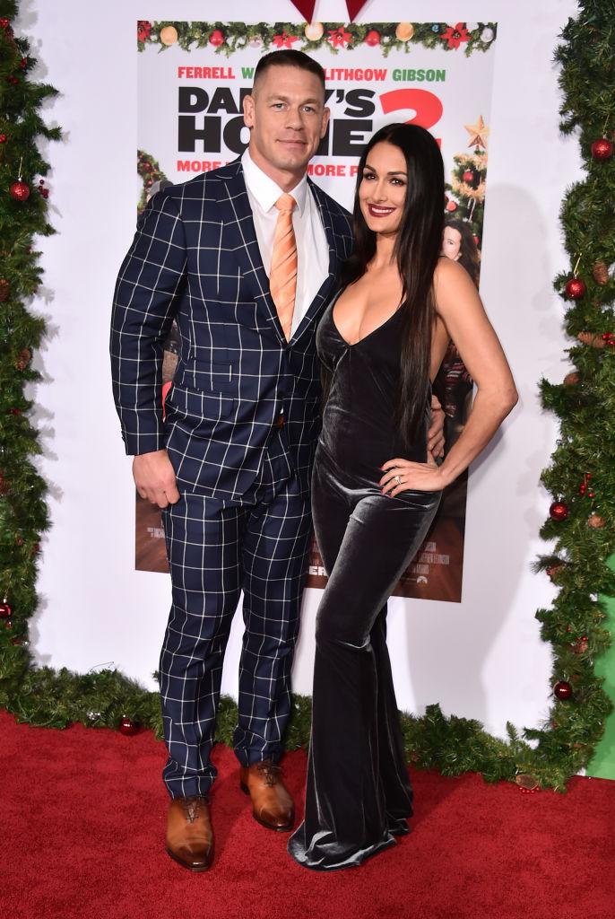 John Cena Gushes Over Love For Nikki Bella, Teases Holiday Plans