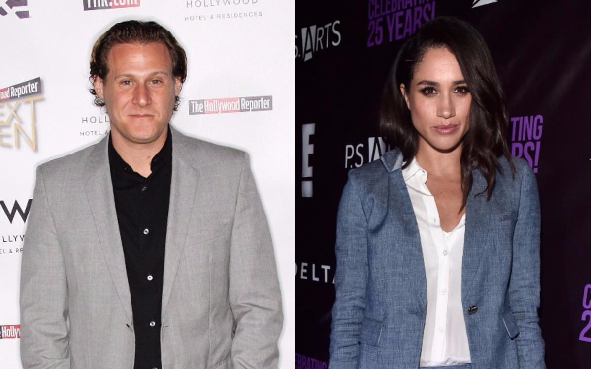 why meghan markle split from ex husband trevor engelson didn t dump him why meghan markle split from ex husband