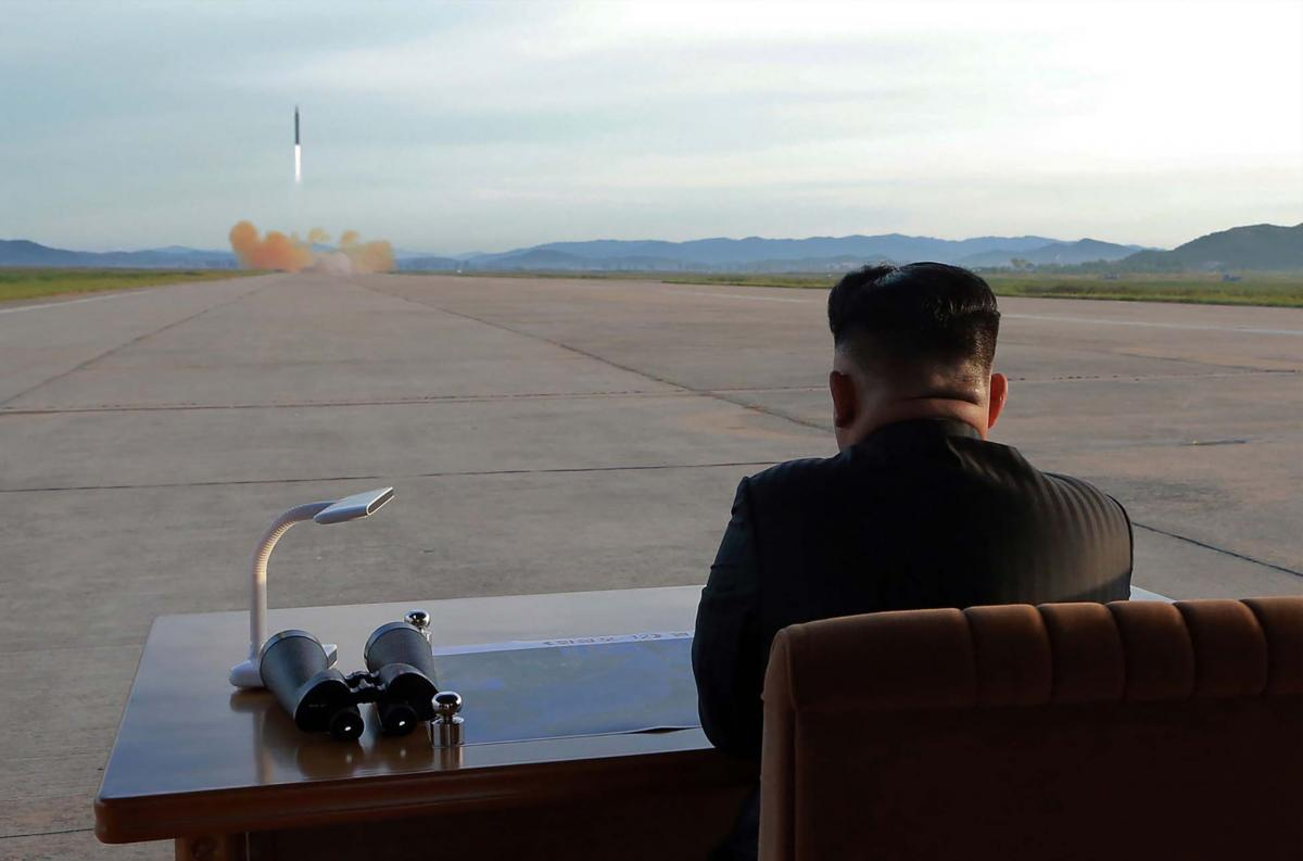 Air Force's Microwave Weapon Technology Can Fry North Korea's ICBMs