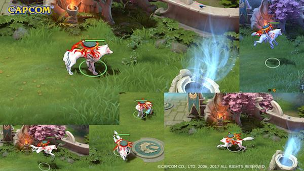 Dota 2' New Courier Could Be 'Okami HD's' Amaterasu