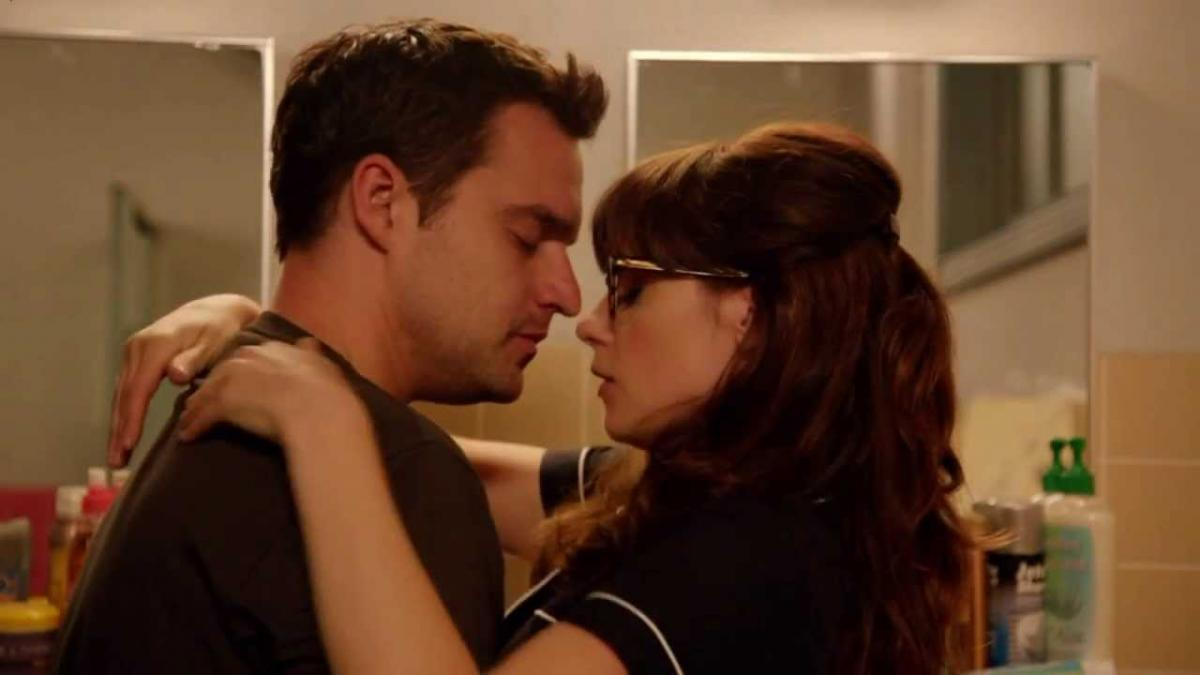 when do nick and jess start dating in new girl dating duet